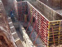 Использование опалубки в современном монолитном строительстве