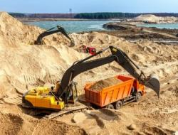 Гидромеханизация земляных работ
