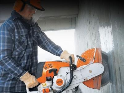 Преимущества алмазной резки бетона