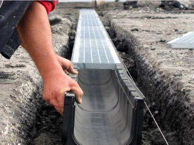 Капля камень точит: решаем проблему водоотведения